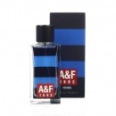 Abercrombie & Fitch Blue Stripes