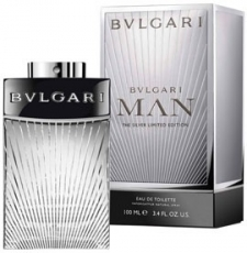 Bvlgari Men Silver Limited Edition
