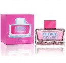 Antonio Banderas Blue Electric Seduction women