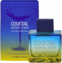 Antonio Banderas Blue Seduction Coctail отзывы